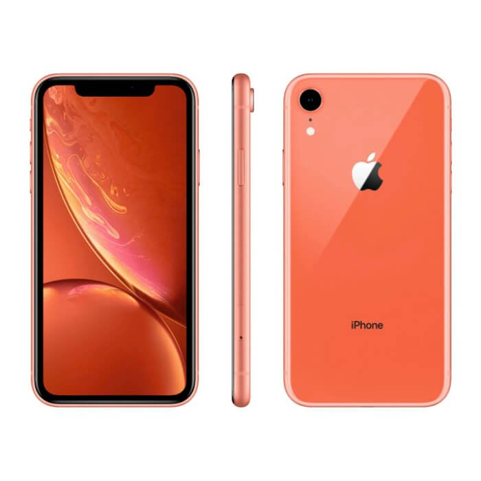Apple iPhone XR Coral